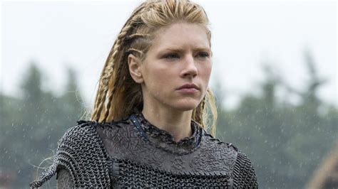 how did lagertha die in history captain marvel katheryn winnick fans did something cool