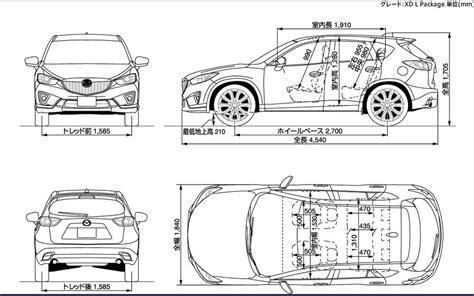 2014 mazda 6 dimensions automotive mazda cx 5 thailand