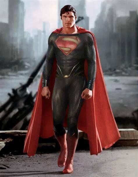 Kaos Batman V Superman 1 Bv Seven christopher reeve s in of steel suit dccomics