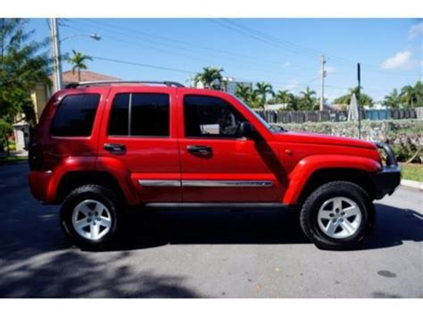2005 jeep liberty limited edition buy used 2005 jeep liberty limited edition diesel 2 8l 4wd