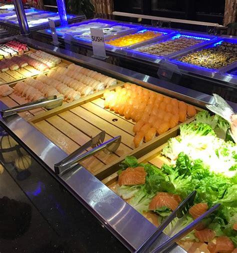 sushi buffet picture of wok sushi star restaurant