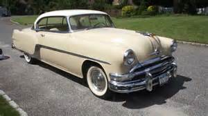 Pontiac Eight 1954 Pontiac Eight For Sale 8 Automatic