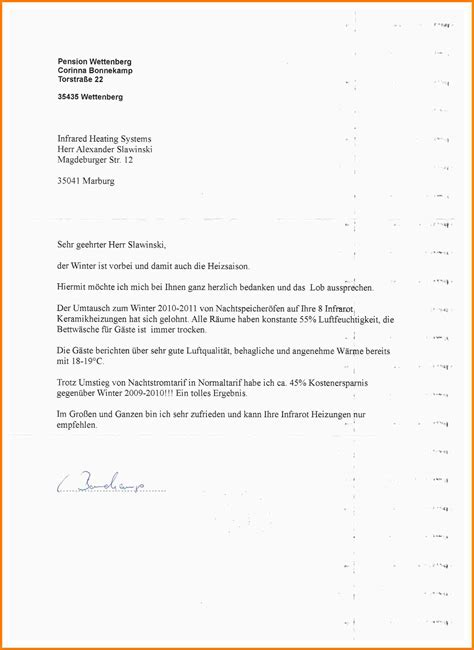 10 angebot brief schreiben invitation templated