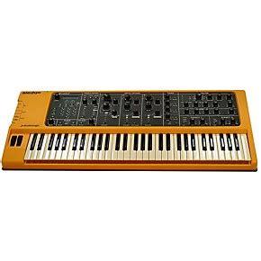 Keyboard Imperion Sledgehammer 7 studiologic sledge synthesizer musician s friend