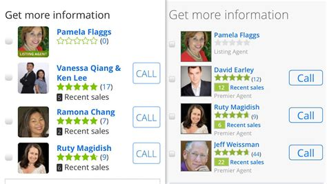Zillow Search By Address Zillow Highlights Listing Agents In Website Rev