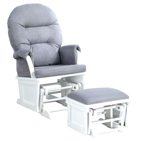 cheap glider and ottoman set for nursery rocking chair nursery rocking chair cushions for nursery