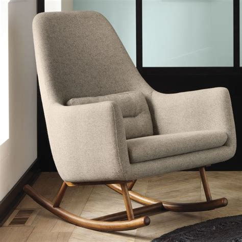 how to make a comfortable chair 25 best ideas about modern rocking chairs on pinterest
