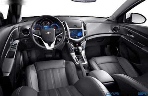 Interior Cruze by Chevrolet Cruze 2013 Facelift Novas Fotos Do Exterior E Interior Car Br