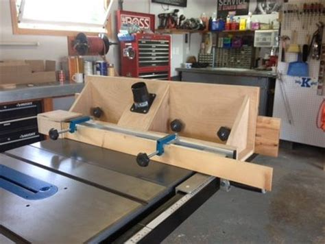 Router Table For Delta 36 725 Table Saw By Rpdrum
