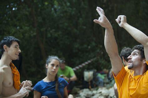michele caminati climbing marathon finalese michele caminati daniela