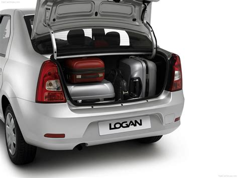 renault logan trunk dacia logan 2009 picture 35 of 43