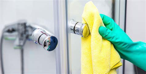 dusche putzen glas reinigen und putzen tipps