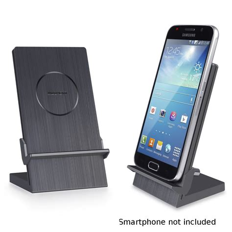 Diskon Wireless Charging Dock For Samsung Galaxy S6 S7 ultimus qi wireless charging dock for samsung galaxy s6 edge edge plus s5 note 5 4