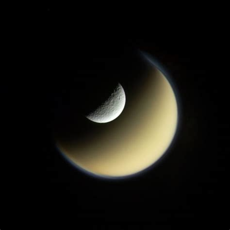 name the largest moon of saturn june 2011 mr barlow s