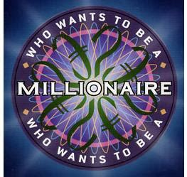 Who Wants To Be A Millionaire Irish Tv Series Free Who Wants To Be A Millionaire