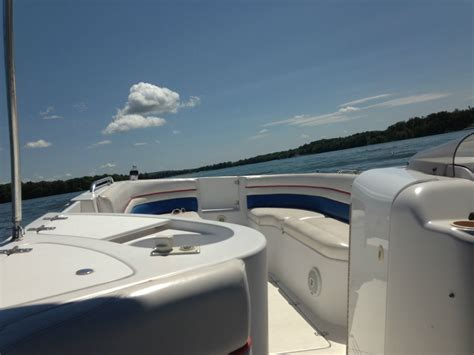 donzi deck boats donzi 235 sport deck boat for sale from usa
