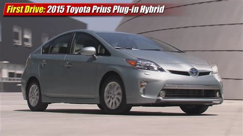 2015 Toyota Prius In Drive 2015 Toyota Prius In Hybrid Testdriven Tv