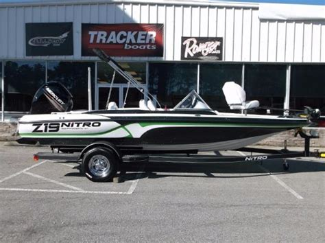 z19 bass boat for sale nitro z19 boats for sale boats