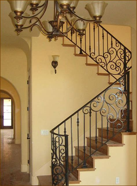 iron stair rails and banisters iron railings sacramento