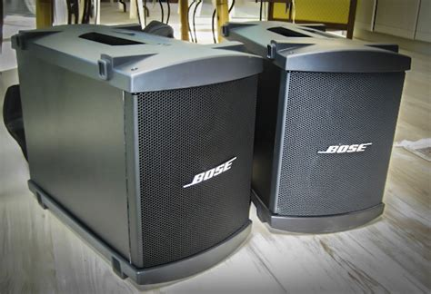 format audio bose bose l1 model ii with b1 bass image 423718 audiofanzine