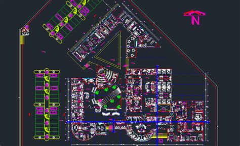 hospital laundry layout plan cad dwg hospital dwg autocad projects projects dwg free dwg