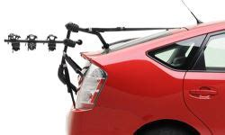 Trunk Mount Bike Rack For Car With Spoiler by How To Choose A Trunk Mounted Bike Rack Etrailer
