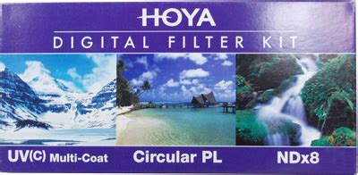 Hoya Cpl Hmc 52mm hoya 52 hmc uv filter cpl nd8 for digital filter kit 52mm jjmehta