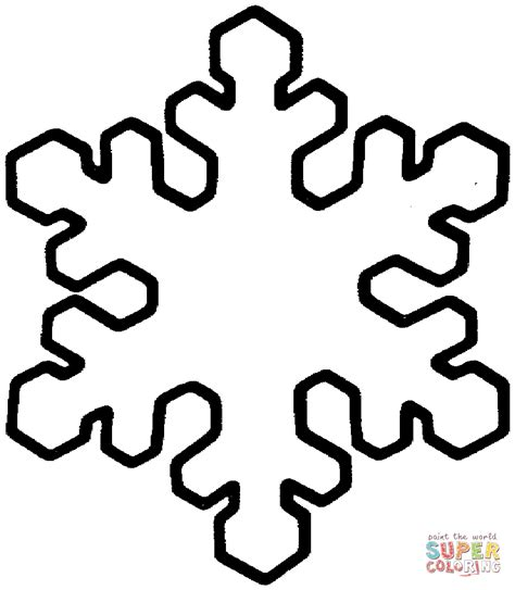 snowflake pattern to write on snowflake super coloring frozen pinterest craft