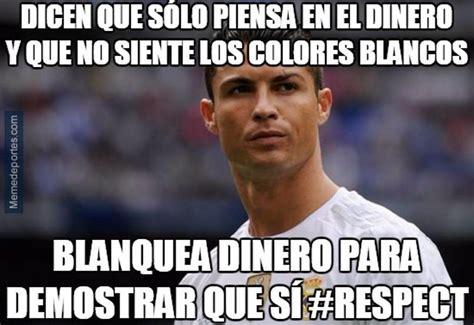 Memes De Ronaldo - cristiano ronaldo hacienda y los memes del cl 225 sico