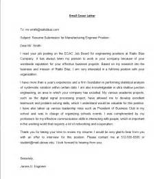 Email Cover Letter by Style Resumes Professional Resume Writing Services