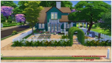 sims 4 veranda verandah house at sims by mulena 187 sims 4 updates
