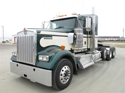 2018 kenworth w900 kenworth w900 in iowa for sale used trucks on buysellsearch