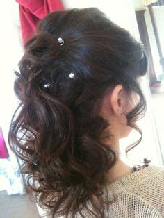 half up hairstyles for mother of the groom wedding hairstyles for short hair half up half down