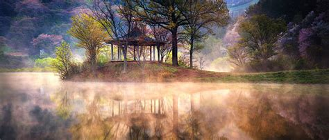 Landscape Photography Korea The Of South Korea Captured In Stunning Reflective