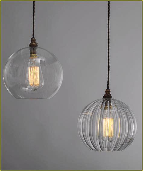 globe pendant light clear clear glass globe pendant light home design ideas