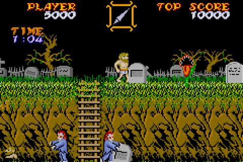 ghosts  goblins  game gamefabrique
