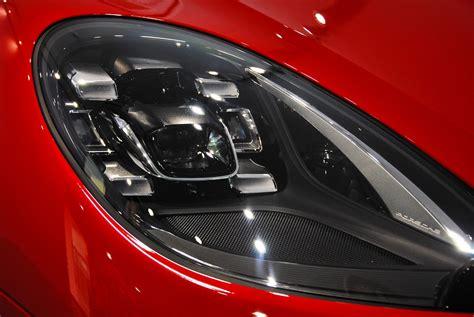 porsche headlights at porsche macan gts debuts in malaysia autoworld com my