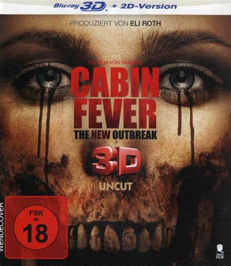 cabin fever the cabin fever the new outbreak dvd oder vod