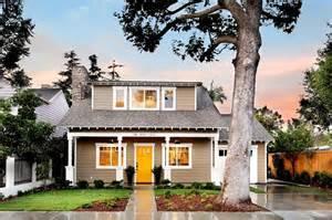 Craftsman House Exterior by Craftsman House Craftsman Exterior Orange County
