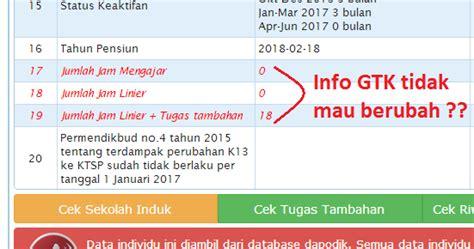 info gtk cara memperbaiki data info gtk tidak bisa valid tidak mau