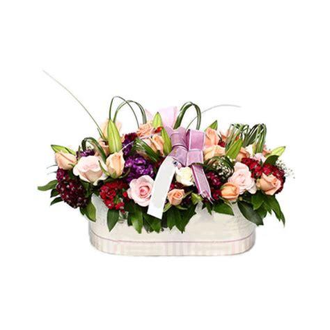 Bunga Edisi Murah Dalam Bentuk Bunga Meja rangkaian bunga meja murah toko bunga murah