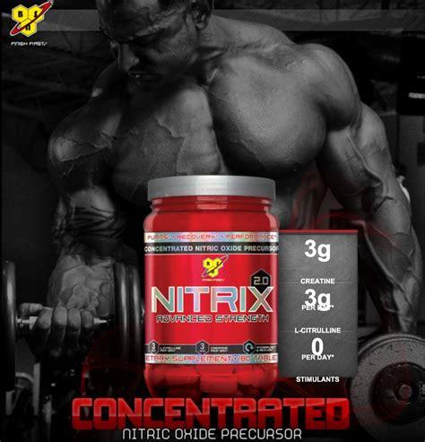 Suplemen Nitrix bsn nitrix 2 0 90 tablets fuel