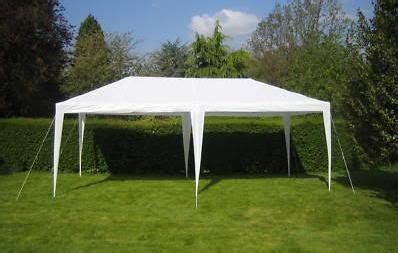Whats A Canopy White 10 X 20 Pe Canopy Gazebo Tent With Sidewalls