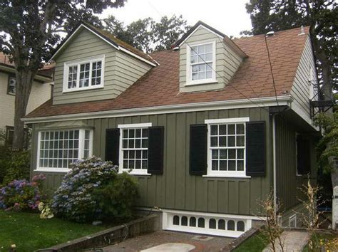 exterior paint ideas with brown roof home exteriors new house