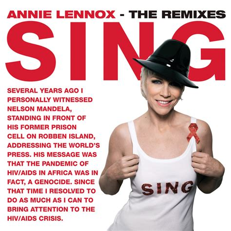Lennoxs Sing World Aids Day by Sing Lennox Song Lyrics Madonna Collaboration