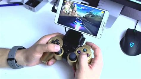 how to use ps3 controller on android ps3 controller klip for ios android smartphones