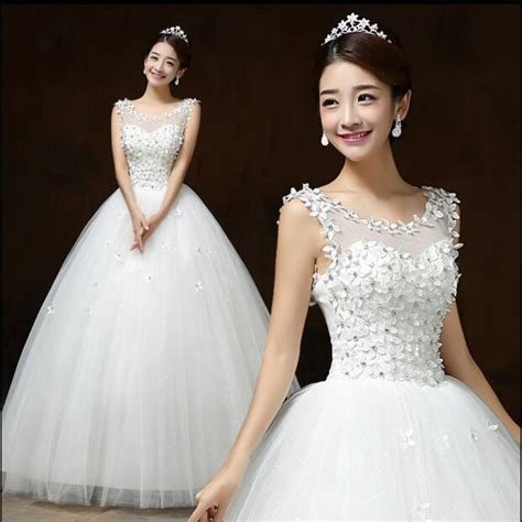 Frocks And Gowns Bridal by 2016 New Wedding Dresses White Wedding Frocks