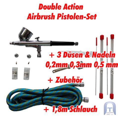 Lackierer Pistole Ebay by Airbrush Komplett Set Kompressor Pistole Lackieren