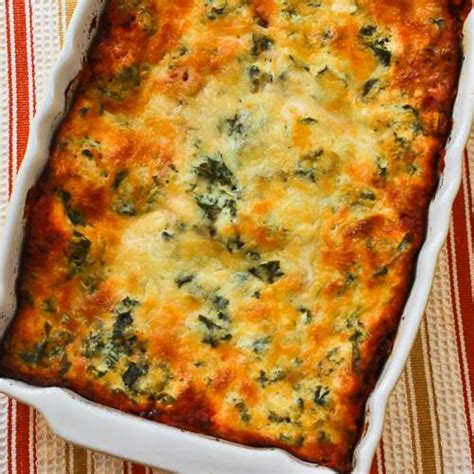 Kalyn S Kitchen by Vegetarian Lasagna With Kale And Tomato Sauce