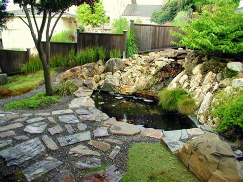 simple backyard ponds small garden ponds small pond ideas uk landscaping